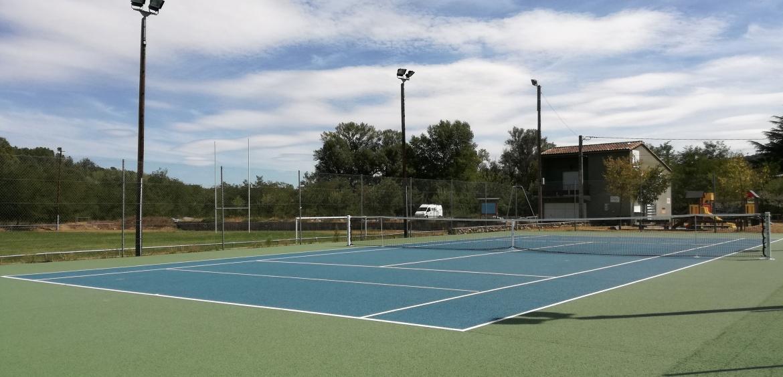 Terrain de tennis n°1 de Joyeuse