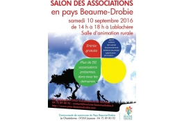 Forum des associations de Lablachère en Ardèche
