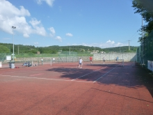 courts de tennis de Laurac